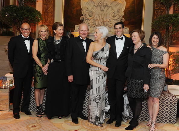Bergdorf Goodman Celebrates It's 111th Anniversary At The Plaza In New York City - Inside