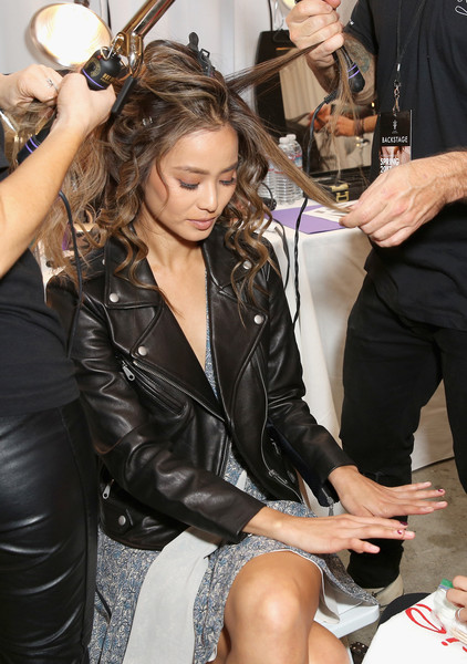 Jamie Chung Leather Jacket