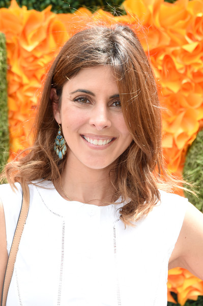 Jamie-Lynn Sigler Gemstone Chandelier Earrings