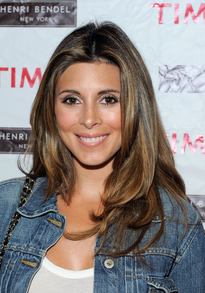 Jamie-Lynn Sigler Long Center Part
