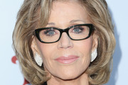 Jane Fonda Gold Collar Necklace
