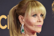Jane Fonda Ponytail