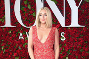 Jane Krakowski Beaded Dress