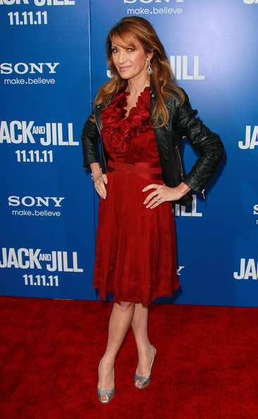 Jane Seymour Leather Jacket