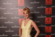 January Jones Beaded Dress