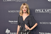 January Jones Long Skirt
