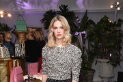 January Jones Print Pants