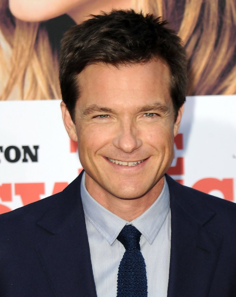 Jason Bateman Celebrates Two Emmy Nods With Wife At Ozark: Jason Bateman Spiked Hair
