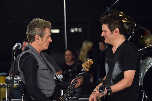 CMT Crossroads: Journey And Rascal Flatts - Rehearsals