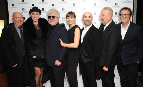 Pedro Almodovar Is Honoured By The Academy Of Motion Picture Arts And Sciences