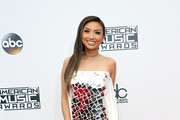 Jeannie Mai Beaded Dress