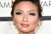Jeannie Mai Loose Bun