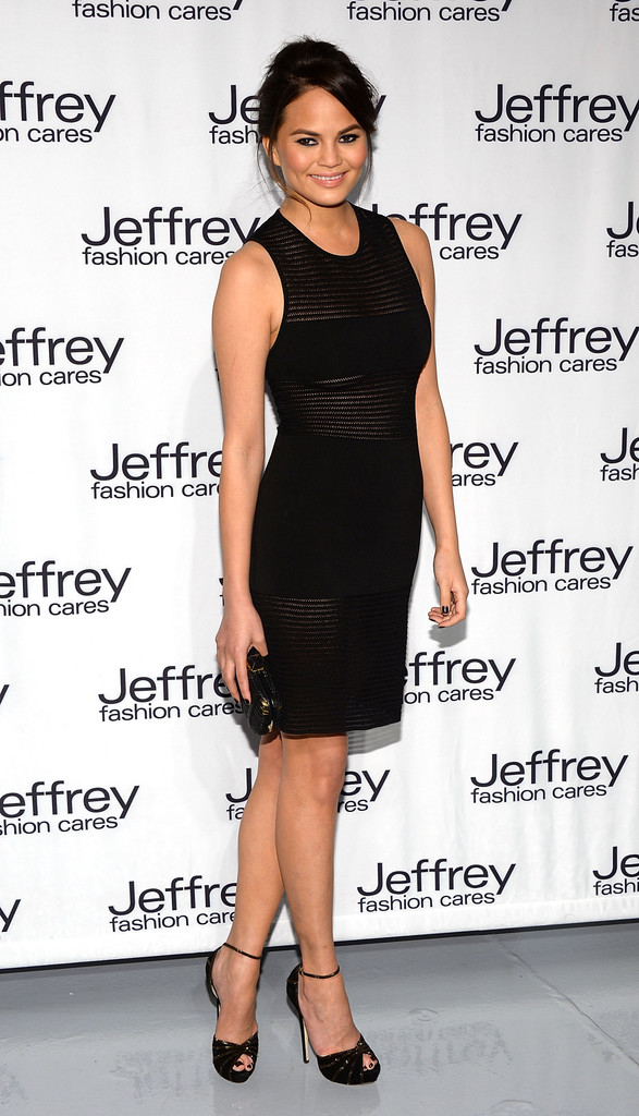 Celebs at the Jeffrey Fashion Cares Celebration 2