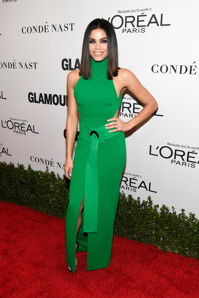 Jenna Dewan-Tatum Cutout Dress