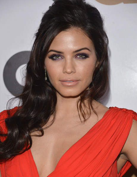 Jenna Dewan-Tatum Bright Eyeshadow