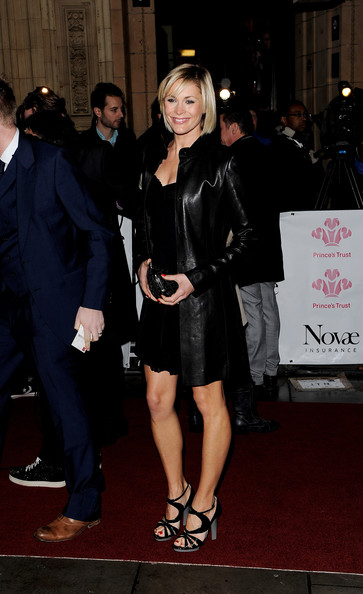 Jenni Falconer Leather Coat