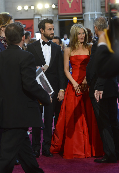 Red Carpet Arrivals at the Oscars