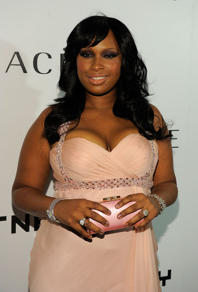 Jennifer Hudson Hard Case Clutch
