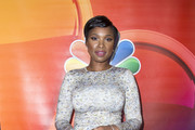 Jennifer Hudson Form-Fitting Dress