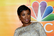 Jennifer Hudson Leather Purse
