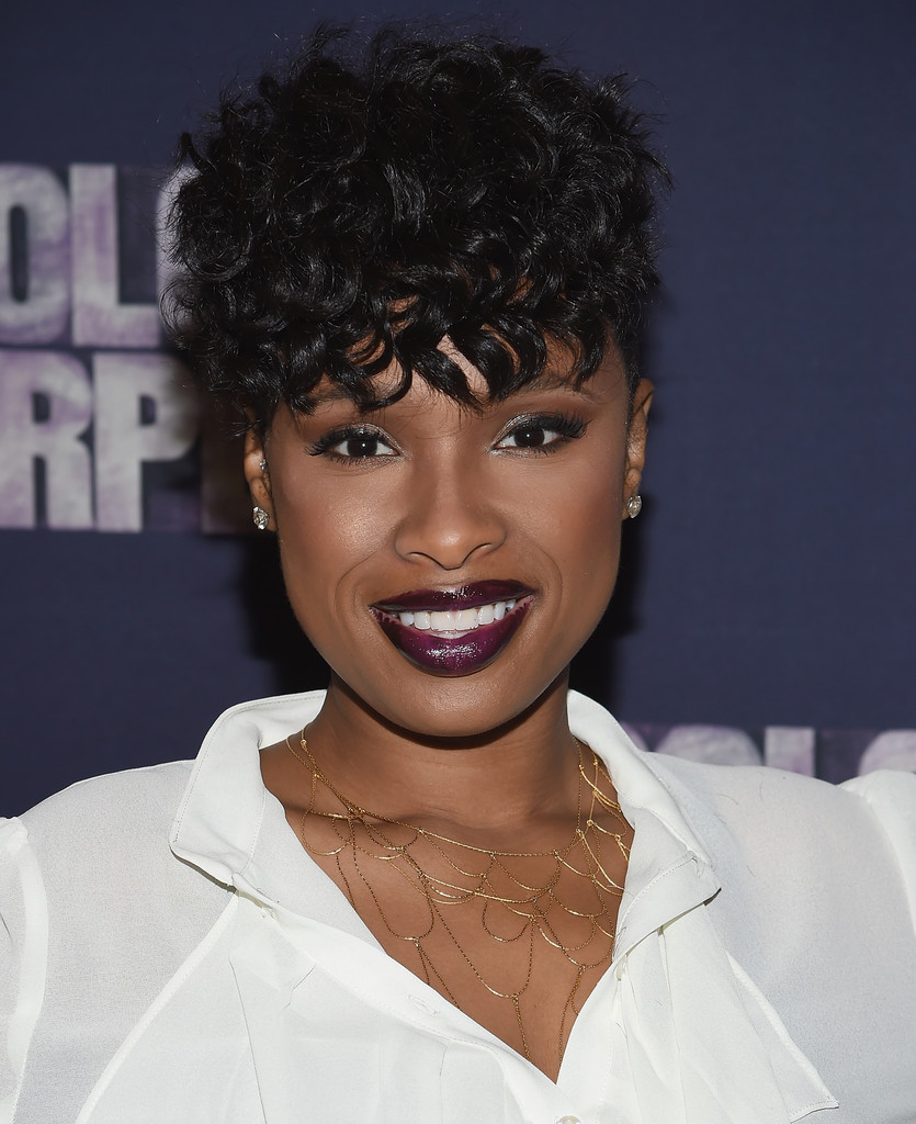 jennifer hudson short curls - hair lookbook - stylebistro