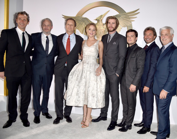 'The Hunger Games: Mockingjay, Part 1' LA Premiere — Part 3