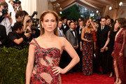 Jennifer Lopez Evening Dress