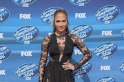 Jennifer Lopez Long Skirt