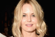 Jennifer Morrison Short Wavy Cut