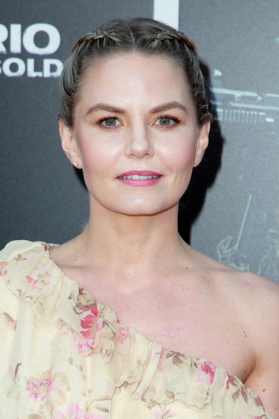 Jennifer Morrison French Braid