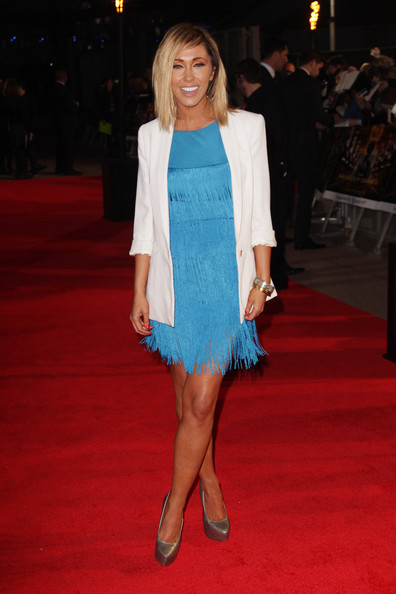Jenny Frost Cocktail Dress