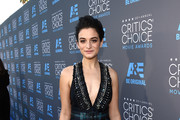 Jenny Slate  Evening Dress