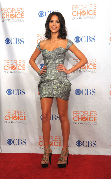 jessica alba dress 2011. Jessica Alba Clothes