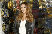 Jessica Alba Leather Jacket