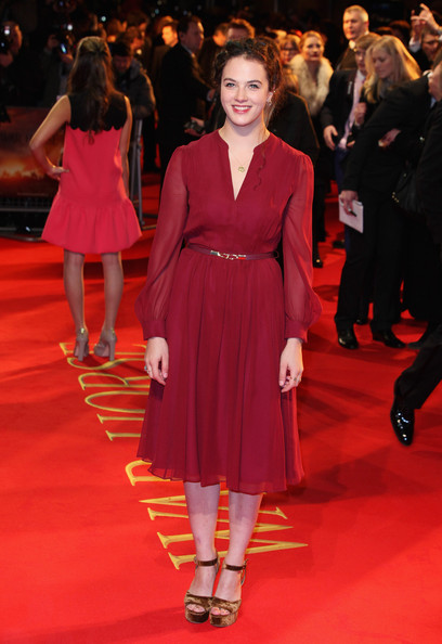 Jessica Brown-Findlay   Clothes