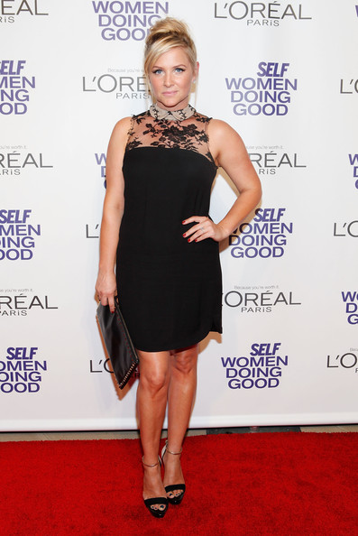 Jessica Capshaw Little Black Dress