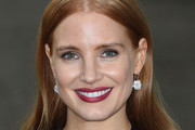 Jessica Chastain Berry Lipstick