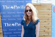 Jessica Chastain Day Dress