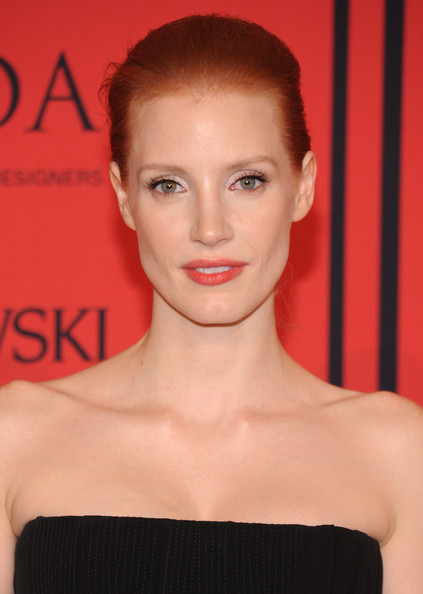 Jessica Chastain French Twist