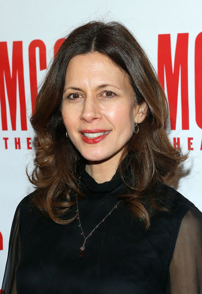 Jessica Hecht Long Curls