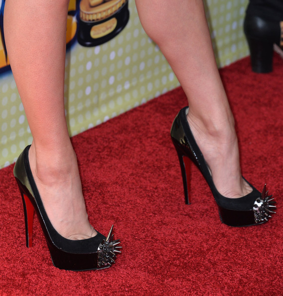 Jessica Sanchez Shoes