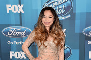 Jessica Sanchez Strappy Sandals