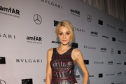 Jessica Stam Evening Dress
