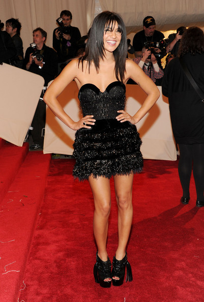 Jessica Szohr Shoes