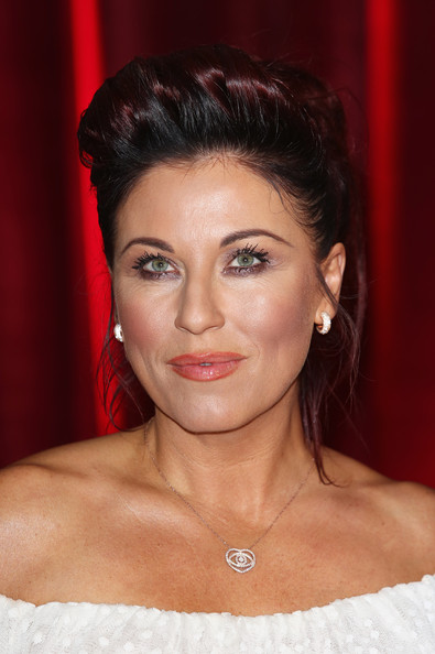 Jessie Wallace Hair