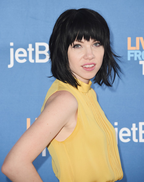 More Pics Of Carly Rae Jepsen Short Cut With Bangs 22 Of 40 Short Hairstyles Lookbook