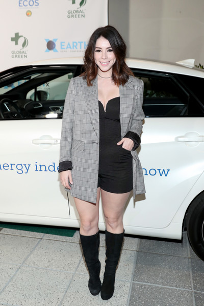 Jillian Rose Reed Oversized Jacket