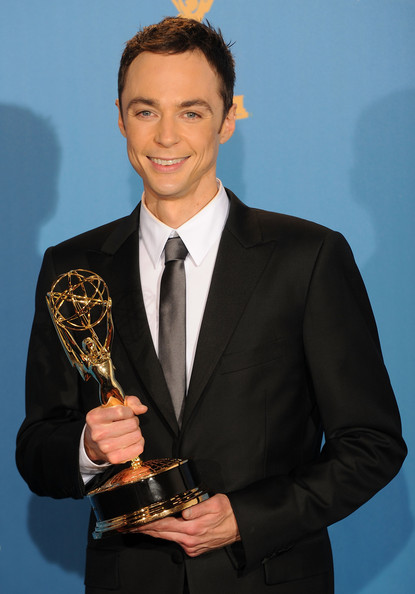 Jim Parsons Hair