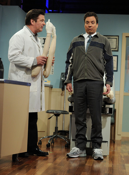 """Celebrities Visit """"Late Night With Jimmy Fallon"""" - May 4, 2011"""