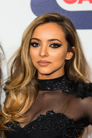 Jade Thirlwall looked gorgeous with her flowing waves at the Jingle Bell Ball.